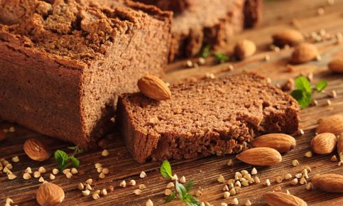 Leckeres Low Carb Brot backen