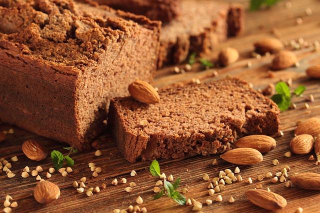 Leckeres Low Carb Brot backen